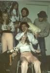 1974 Party at Ed Yeager's