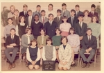 Grade 9H- In this photo: Ross Schriftman, Teri Hyland, Phil Smith, Jack Vanderslice (deceased), Sally Bail, Pat Lally, F