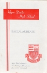 CLASS OF 1970 BACCALAUREATE PROGRAM