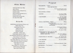 CLASS OF 1970 COMMENCEMENT PROGRAM