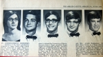 CLASS OF 1970 COMMENCEMENT PROGRAM SPEAKERS